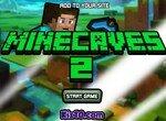 Майнкрафт пещера 2: Лабиринт