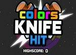 Удар цветными ножами