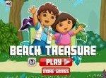 Диего и Даша: Сокровища пляжа