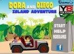 Приключения Диего и Даши на острове