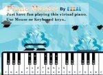 Пианино на клавиатуре: Музыкальный мастер