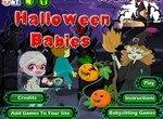 Обслужи детишек в Хэллоуин