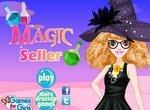 Одевалка: Продавец магии