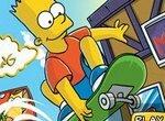 Симпсоны: Уличный скейтбординг