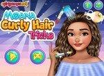 Секреты ухода за волос принцессы Моаны