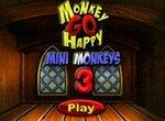 Счастливая обезьянка: Маленькие обезьянки 3