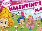 Гуппи отмечают день Св.Валентина
