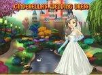 Свадебная одевалка принцессы Золушки