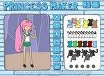 Время приключений: Создаем принцессу