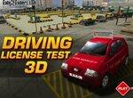 Экзамен по вождению 3Д