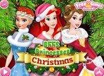 Рождество для принцесс Диснея