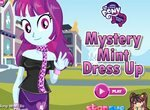 Одевалка Девушки Эквестрии: Мистери Минт