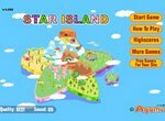Бродилки по звездному островку