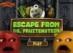 Апельсин сбегает от доктора Фрутенштейна