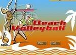 Женский волейбол на лазурном берегу