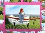 Самолеты Летачки: Пазл Дасти