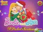 Романтическое Рождество Барби