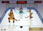 Хоккей с командой из Простоквашино