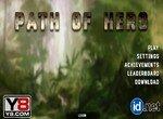 Путь героя по опасному острову