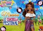 Принцесса Моана готовится к фестивалю