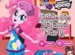 Наряд Пинки Пай для пижамной вечеринки