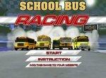 Гонщики на школьных автобусах
