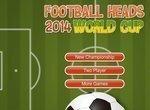 Футбольные головы в чемпионате мира 2014