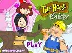 Построй дом на дереве для девочек