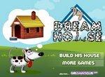 Строим домик мечты для собаки