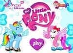 Придумай своего маленького пони