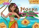Моана: Одевалка принцессы Диснея