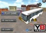 Учимся парковать автобус 3D