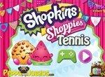 Теннис с продуктами Шопкинс