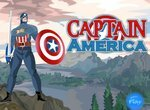 Одеваем супергероя Капитана Америку