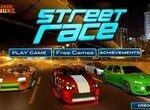 Уличная гонка 3Д