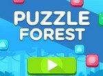 Лесные кубики в ряд