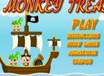Путешествие пиратов – обезьянок