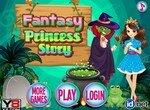 Фантастическая история принцессы