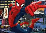 Человек-паук на улицах Нью-Йорка