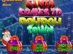Подарки от Санты для города  Доли Доли