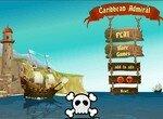 Корабли карибского адмирала