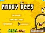Злые пчелы защищают королевство