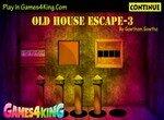 Найди выход из старого дома 3