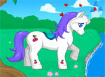 My little pony: Одевалка