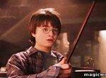 Рисуй волшебной палочкой Гарри Поттера