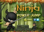 Ниндзя: Мощные прыжки