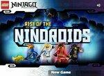 Lego Ninjago: Восстание ниндроидов