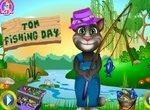 Рыбный день кота Тома