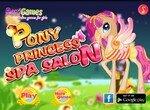 Принцесса Пони в  SPA салоне
