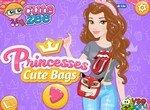 Подбери сумочки для милых принцесс